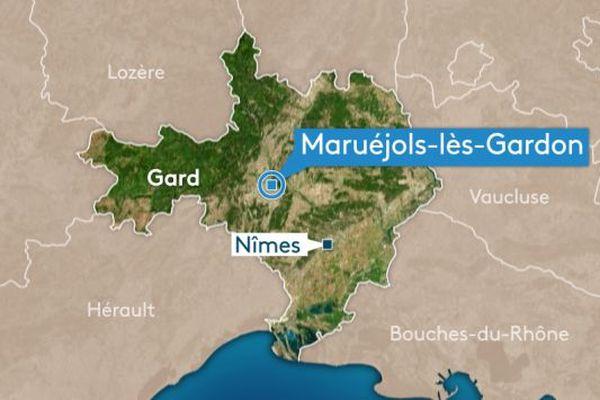 Maruéjols-lès-Gardon (Gard)