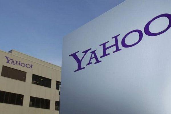 Le siège de Yahoo! à Rolle en Suisse, le 12 décembre 2012.