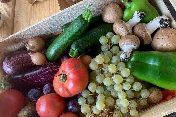 Les clients de Marmelade pourront venir récupérer, s'ils le souhaitent, leur commande de légumes en boutique au pied de la cathédrale.
