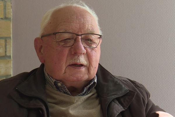 René Hédoire, 82 ans n'a plus de médecin traitant aujourd'hui