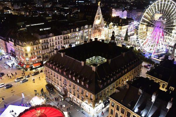 Lille reste la capitale de la nouvelle grande région.