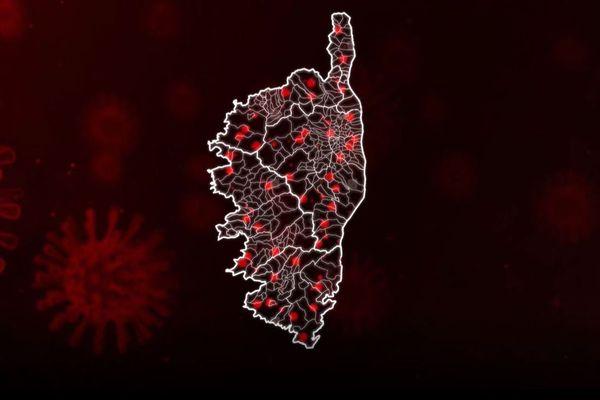 Infographie. Covid : le point sur la progression de l'épidémie en Corse