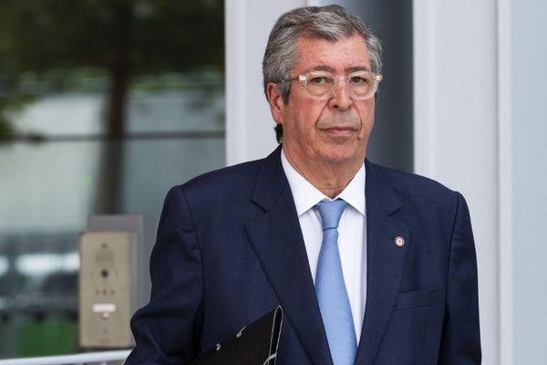 Le maire de Levallois-Perret, Patrick Balkany, est hospitalisé.