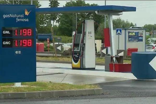 Le groupe espagnol Gas Natural Fenosa a ouvert sa 3e station de gaz naturel de Nouvelle-Aquitaine à Bordeaux-Lac