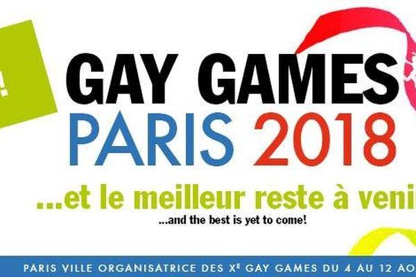 Du 4 au 12 août 2018, Paris organisera les Xe Gay Games.