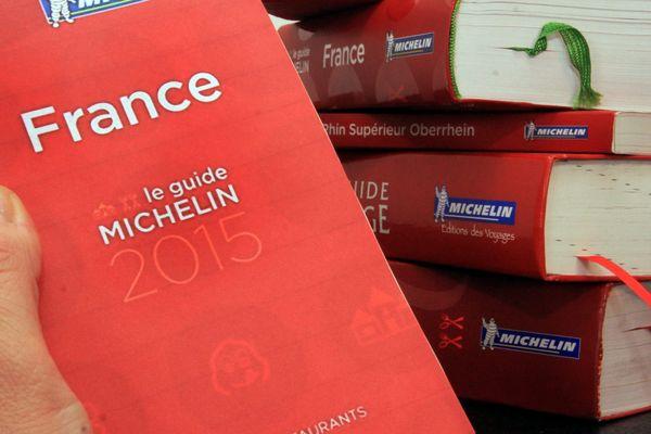 Le Guide Michelin 2015 est sorti ce lundi 2/02/2015