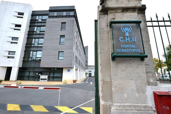 Vincent Lambert est hospitalisé au CHU de Reims dans un état végétatif