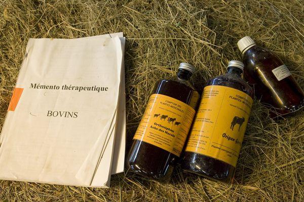 L'aromathérapie utilisée dans les fermes