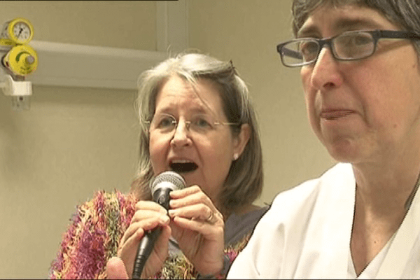 Les chanteurs professionnels peuvent à présent se faire soigner à Perpignan.