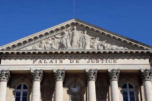 Le palais de justice d'Amiens (illustration).