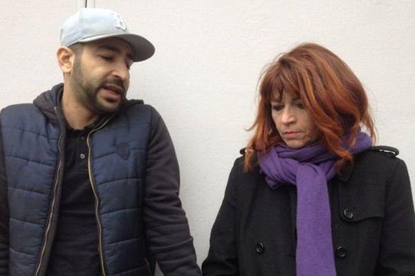 Laurence Barbry, une des journalistes, qui à suivi pour France 3 Ile de France le procès de Clichy-sous-Bois a rencontré l'unique rescapé de ce drame, Muhittin Altun.