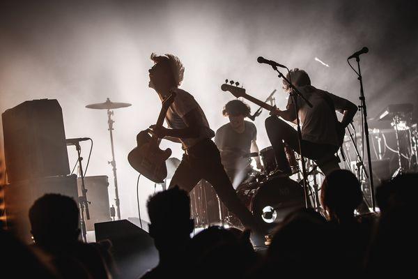 Lysistrata, une révélation de la scène rock française qui a fait ses débuts à La Sirène.