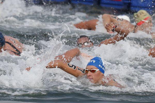 Le nageur de Denain, Marc-Antoine Olivier, obtient son billet pour les Jeux Olympiques de 2020.