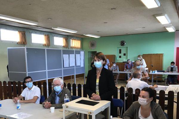 En Auvergne, seul l'Allier a une participation plus forte qu'en 2014 au deuxième tour des élections municipales à midi.