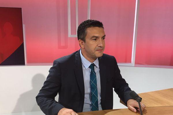 Philippe Ladgé magistrat à l'ENM chargé de la formation dédiée à la police scientifique.