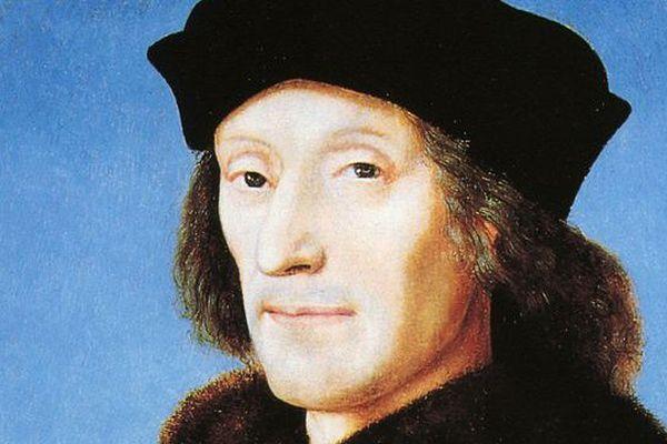 Le roi Henry VII Tudor.
