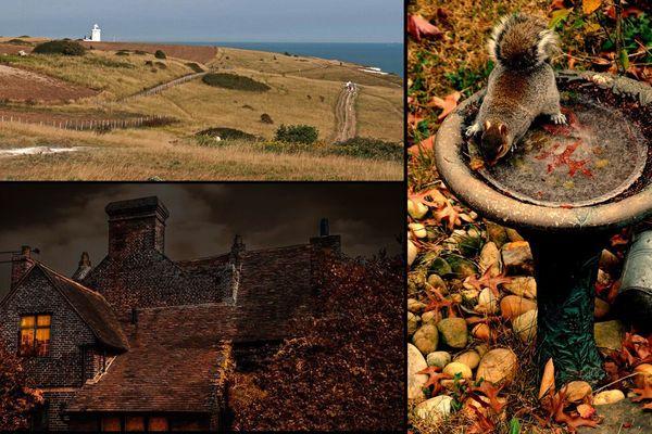 Le Kent en automne