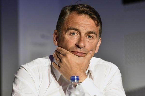 Olivier Sadran, président du TFC, fait face à de nombreux points d'interrogation dans la perspective d'une relégation des violets en Ligue 2 en septembre prochain.