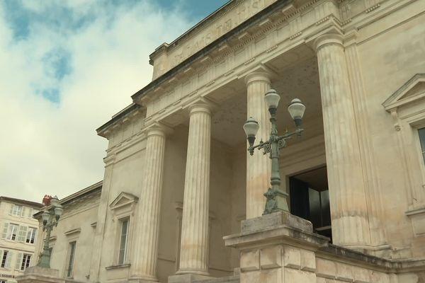 Palais de justice de Saintes