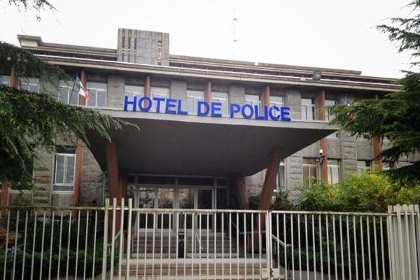 Hôtel de police de Rennes