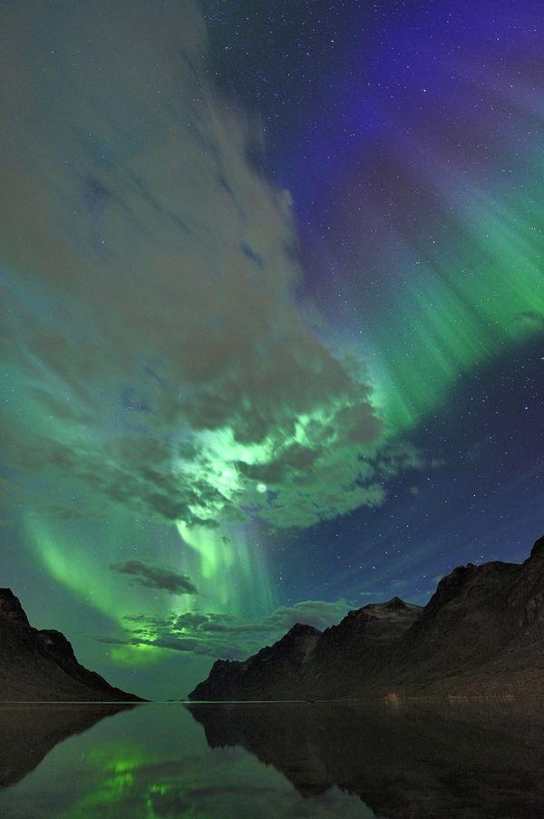 Le spectacle éblouissant des aurores boréales, Anthony veut le vivre avec Jessica, quand elle le rejoindra à Tromso, à l'extrême nord de la Norvège.