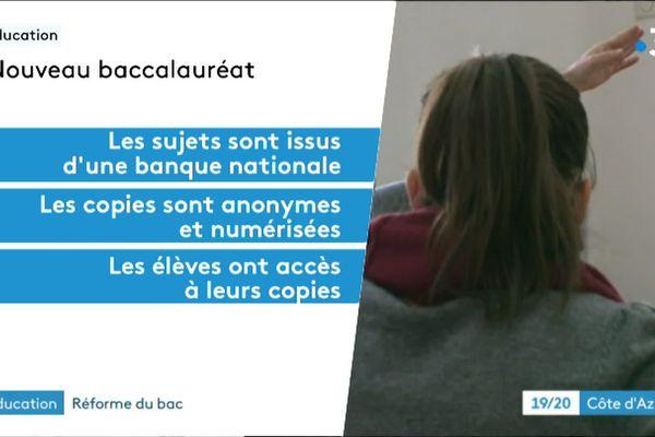 """Pour le Recteur de l'académie de Nice, Richard Laganier :  """"l'équité entre les élèves est respectée""""."""