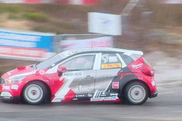Pour la première fois, les spectateurs du rallye ont été témoin d'une course silencieuse et sans glace au Super-Besse, samedi 1er février