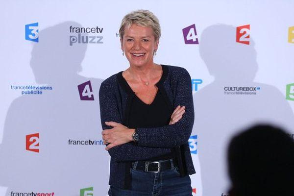 La journaliste Elise Lucet est la marraine de l'édition 2015 de La Rochambelle