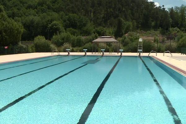 La piscine de Marsac-sur-l'Isle rouvrira lundi 8 juin.