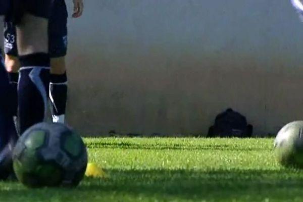 Les U19 de l'AJ Auxerre affronteront Reims en finale de la Coupe Gambardella au Stade de France, le 3 mai 2014.