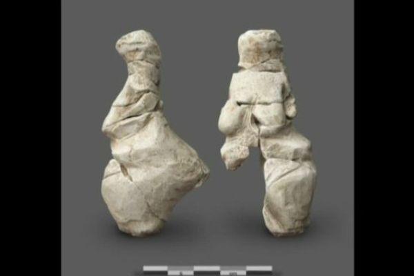 Une statuette, âgée de 23000 ans