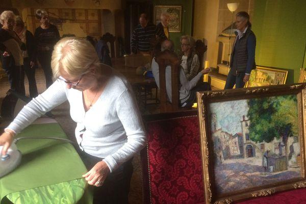 """""""Un maître de la lumière et de la couleur"""", c'est le titre de l'exposition consacrée au peintre Victor Charreton. Une exposition présentée les 16 et 17 septembre dans le cadre des journées du patrimoine à Saint-Amant-Tallende (63)."""