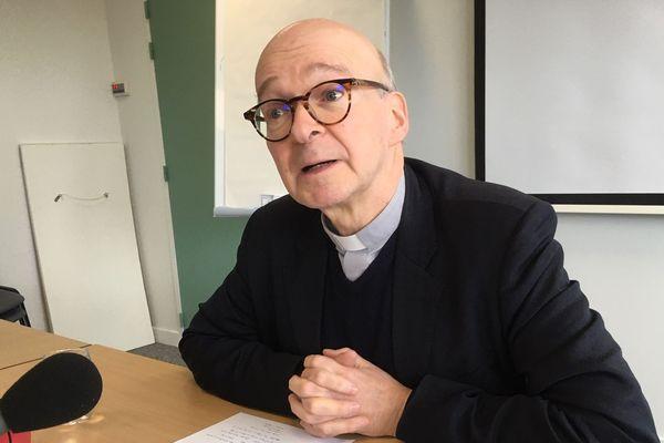Mardi 28 janvier, lors d'une conférence de presse, l'archevêque de Clermont-Ferrand a évoqué les accusations de viol sur mineure qui pèsent sur un prêtre du diocèse.