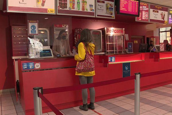 Les Francs-Comtois prennent plaisir à retourner au cinéma.