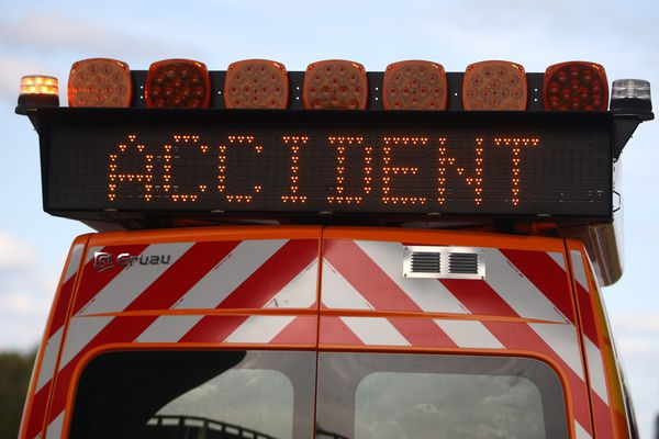 Accident sur l'A89, près de Tarare : la circulation est coupée