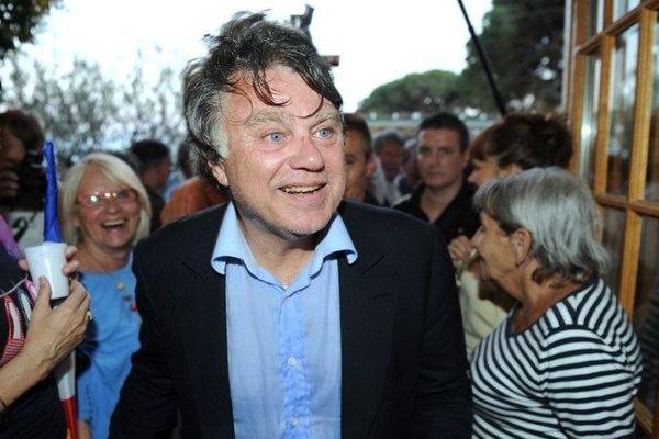 Gibert Collard le 17 juin le jour de la victoire