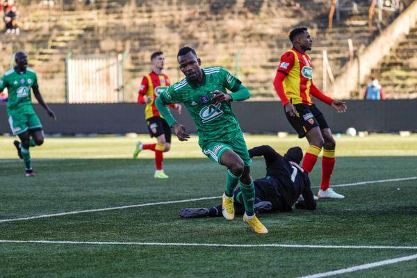 Le Red Star a éliminé Lens samedi 6 mars au stade Bauer, à Saint-Ouen.