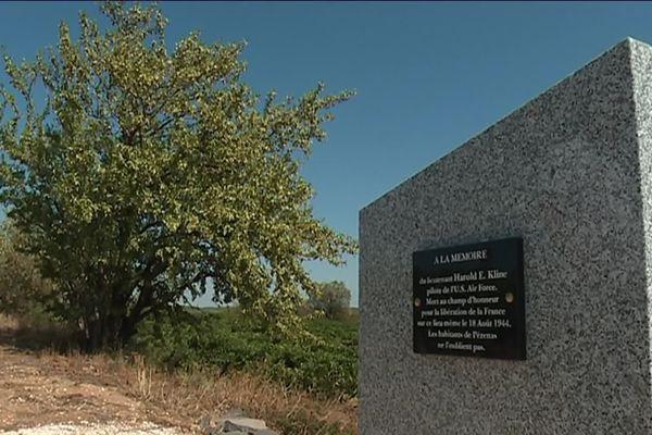 Harold Kline a été tué trois jours après le débarquement en Provence.