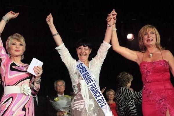 La Super Mamie élue à Nice en juin 2012