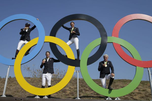 Une équipe enoOr à Rio