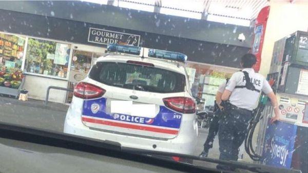 Il n'est pas rare de voir des policiers français qui viennent faire le plein d'essence au Luxembourg.