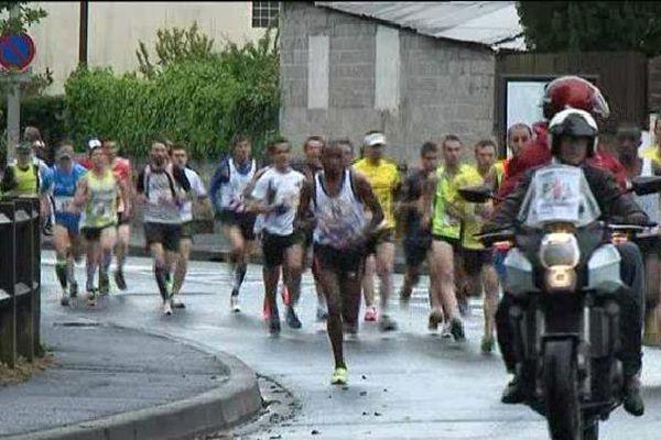 En 2014 Courir à Brive avait attiré de nombreux férus de course à pied