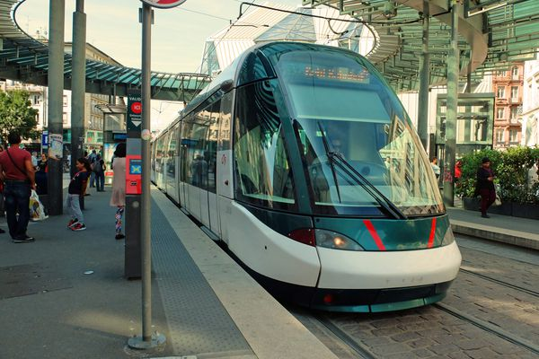 Les transports en commun seront gratuits à Strasbourg jeudi 4 mars 2021 en raison d'un pic de pollution.