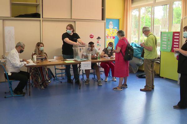 Les électeurs de Franche-Comté et de Bourgogne se rendent aux urnes ce dimanche 20 juin.