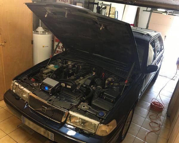 Une batterie déchargée n'est pas un soucis quand le véhicule est stationné dans un garage, avec une possibilité de recharge sous la main.