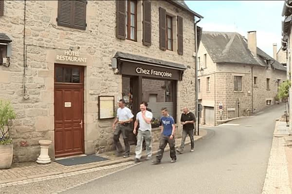 """""""Chez Françoise"""" a été une crêperie avant de devenir un restaurant."""