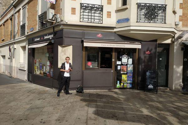 La boulangerie ouverte la nuit à Reims