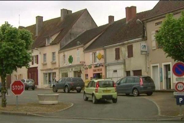 Le village de Palinges, situé à une quinzaine de kilomètres de Paray-le-Monial, compte environ 1 500 habitants.