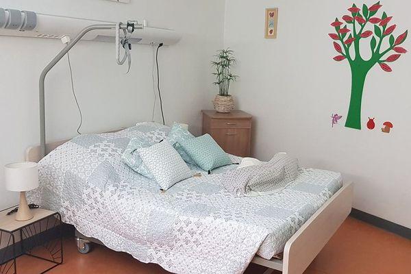 Une suite parentale est désormais proposée à la maternité du centre hospitalier de Cambrai.
