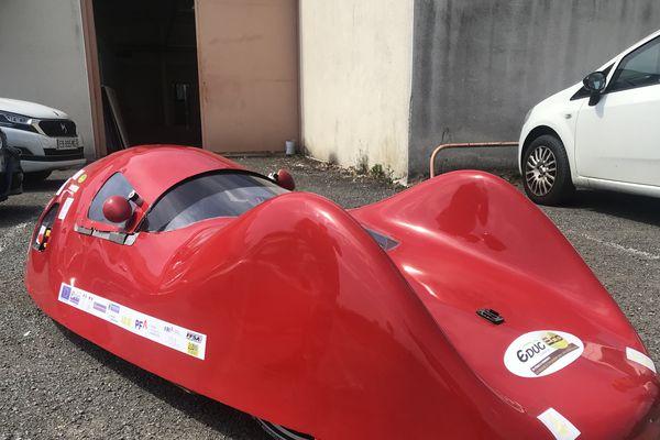 La Red car des étudiants de l'IUT de Poitiers